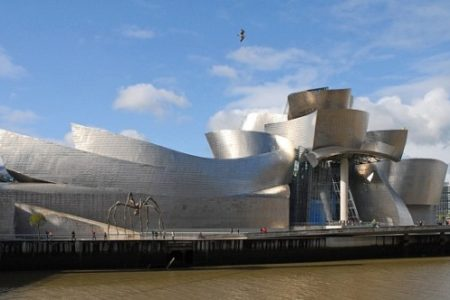 Il Guggenheim Museum (Gehry, 1997)