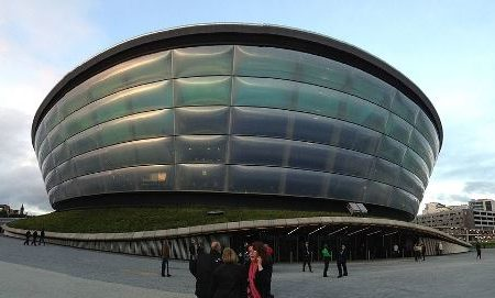 Scottish Hydro Arena (Norman Foster, 2014)